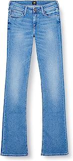 Lee 女式 hoxie 靴型牛仔裤