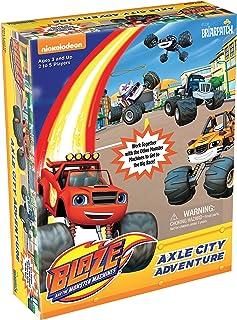 Briarpatch Blaze 和 Monster Machines 游戏 City Adventure Game