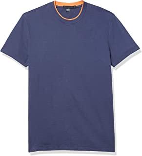 French Connection 男士华夫格运动衫 T 恤