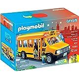 PLAYMOBIL 魔比 校车车玩具套件