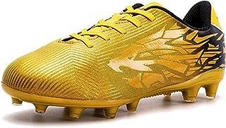 Saekeke 足球鞋男孩 FG/AG 低帮足球鞋女孩户外运动训练足球靴儿童中性款