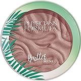 Physicians Formula Murumuru 黄油腮红,梅子玫瑰色,0.26 盎司/7.5克