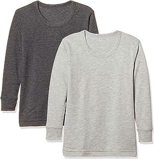 [GERLO] 男童青少年长袖内衣 2件装 内部起毛 491935