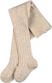 FALKE 婴儿羊绒罗纹连裤袜