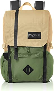 JANSPORT 短柄斧背包 Field Tan / Muted Green 均码