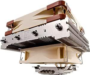 Noctua NH-L12 低调静音 CPU 冷却器,120/90mm 双 PWM 风扇