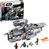 LEGO Star Wars: The Mandalorian The Razor Crest 75292 建筑套件,2…