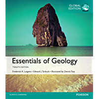 Essentials of Geology, Global Edition (English Edition)