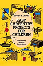 Easy Carpentry Projects for Children (Dover Children's Activity Books) (English Edition)