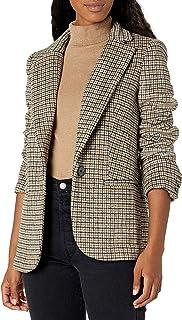 ASTR 标签女式哈洛男友外套,带口袋