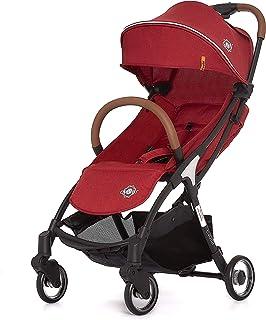 Evolur Vogue 婴儿车,红色混色