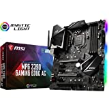 MSI 游戏 Intel 9 / * 8 代 LGA 1151MPG Z390 GAMING EDGE AC MPG Z…