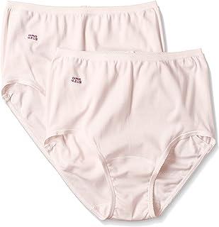 GUNZE 郡是 女士 内裤 舒适工房 棉100% 日本制 2件装 KH5070