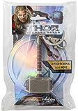Marvel Thor Hammer 2 Pewter Key Ring