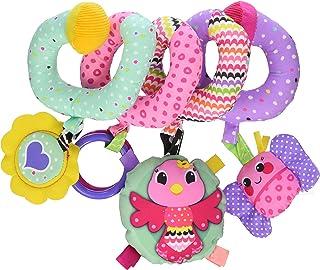 INFANTINO 螺旋玩具,粉色