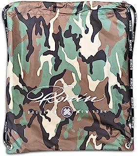 Ronin Signature Camo Gi Bag 抽绳背包 – 多功能*背包 – 18 x 14 英寸(约 45.7 x 35.5 厘米)迷彩包 适用于武术制服、空手道、吉吉布吉 – 非常适合日常使用、训练
