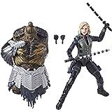 Avengers 复仇者联盟漫威传奇系列 6英寸/约15.24厘米 黑寡妇 角色模型