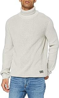 G-STAR RAW 男式针织高领毛衣