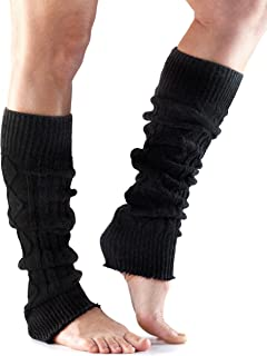 Toesox 及膝瑜伽,普拉提和休闲腿套