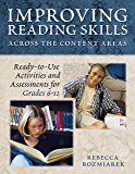Improving Reading Skills Across the Content Areas: Ready-to…