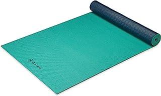 Gaiam Premium Solid Two-Sided Yoga Mat