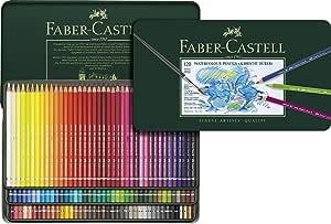Faber-Castell 辉柏嘉 Albrecht Durer 水彩铅笔 - 120支