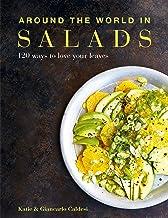 Around the World in Salads (English Edition)