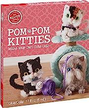 Klutz Pom-Pom Kitties 手工套件