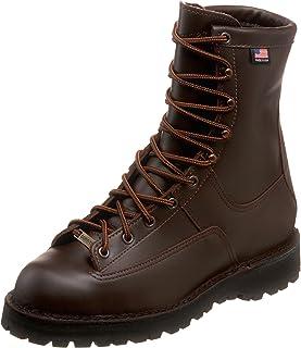 Danner 男士连帽冬季浅色 200 克狩猎靴 棕色 7 M US