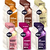 GU Energy Original 运动营养能量凝胶 24份