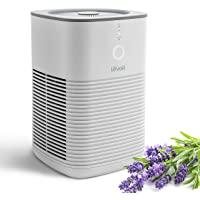 LEVOIT 空气净化器,适用于适用于家庭卧室,加利福尼亚州,双H13 HEPA过滤器可去除99.97%的粉尘花粉宠物毛…