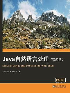 Java自然语言处理(影印版)