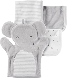 Carter's 大象毛巾四件套