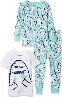 spotted Zebra 男孩3件套睡衣