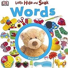 Little Hide and Seek Words (Little Hide & Seek) (English Edition)