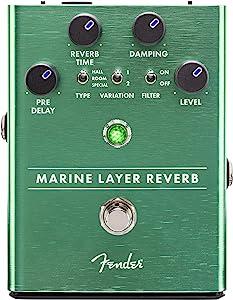 Fender Effects 踏板234532000 Reverb