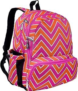 Wildkin Megapak 背包 粉色 均码 Zigzag 粉红色