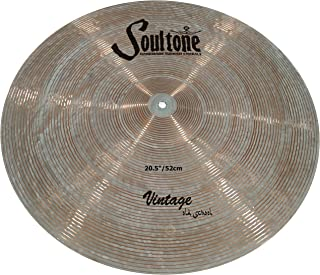 Soultone Cymbals 复古老派铜绿,20.5 厘米吊镲 (VOSP-CRR20.5)