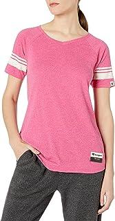 Champion Triblend Varsity 正品女式短袖T恤