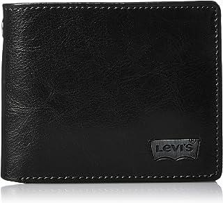 Levi's 男士短钱夹 黑 日本 One size-(FREE サイズ)