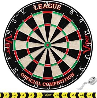 Viper League Sisal Fiber Bristle Dartboard