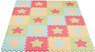 Baby's Best Products 明星系列超厚环保游戏垫(浅色)