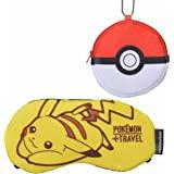 GOWELL 带精灵球袋 皮卡丘 眼罩 黄色 GW-P304-010