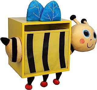 Danya B Bee 儿童墙壁储物箱 黄色