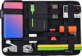 Cocoon Grid-It CPG8BK 10.5 x 7.5-Inch Organizer (Black)