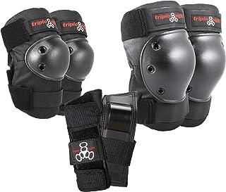 Triple 8 Saver 系列护垫套装,带护膝、护肘和护腕