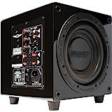Earthquake Sound MiniMe P8_V2 Passive Tuned Powered Mini Sub…