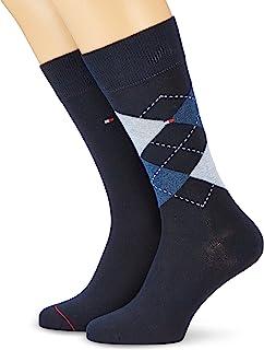 TOMMY HILFIGER 男式短袜