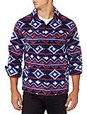 Amazon Essentials 男士长袖摇粒绒衬衫夹克