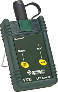 Greenlee 577XL M90 850NM LED 灯源,62.5/125 发射状态